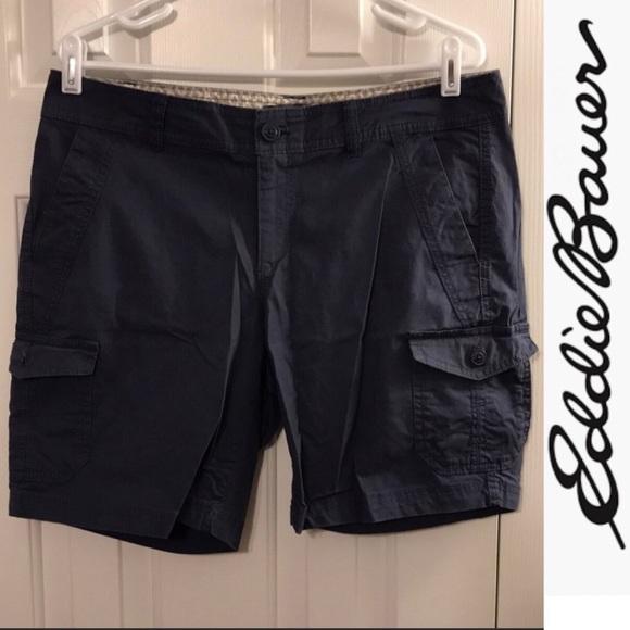 32a6f300ac Eddie Bauer Shorts | Womens Cargo | Poshmark